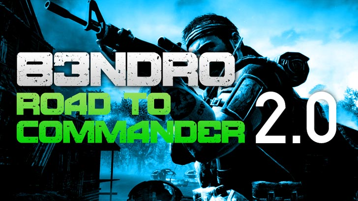 B3NDRO Road to Commander 2.0